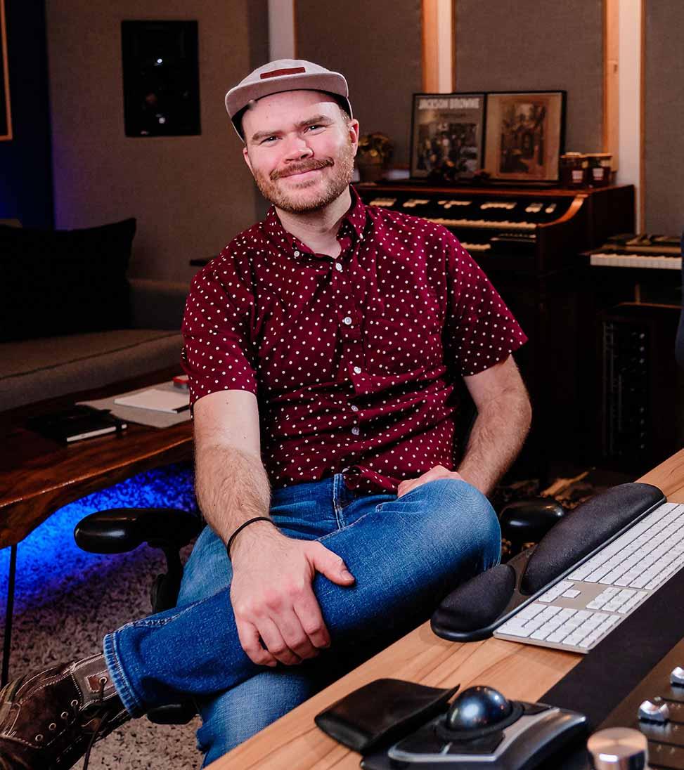 Michael Bouska - Score Mixer - Los Angeles