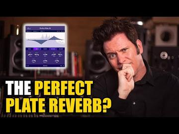 The Best Plate Reverb? - It's so much more than that! by Produce Like A Pro