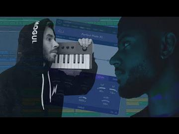 Cooking up a SMOOTH Sampled R&B/Soul Beat For Bryson Tiller by imamusicmogul