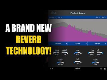 A Brand New Reverb Technology!